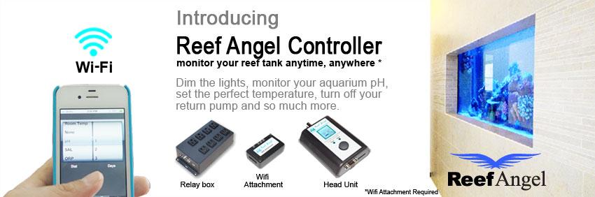 reef angel aquarium controller